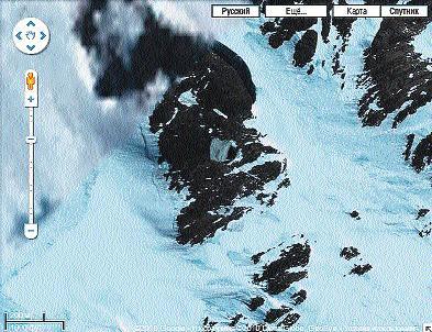Дыра в подземелье Антарктиды