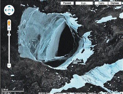 Подземелье в Антарктиду