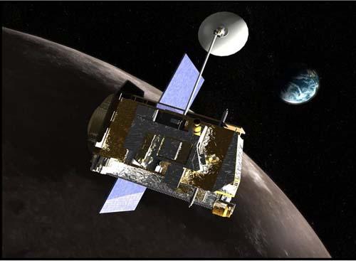 Лунный орбитальный зонд, 2009