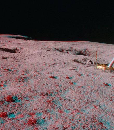 Анаглиф Аполлон 14