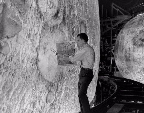 Бутафория миссии Аполлон-11