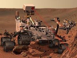 Марсоход 2012