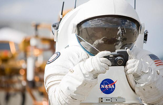 Лунный скафандр НАСА