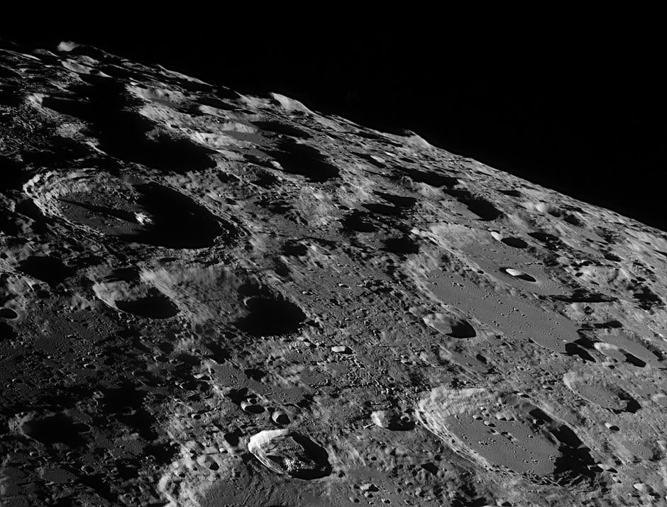 Атмосфера Луны