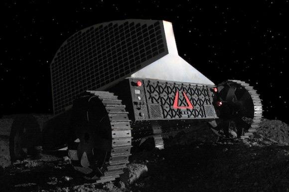 Луноход НАСА