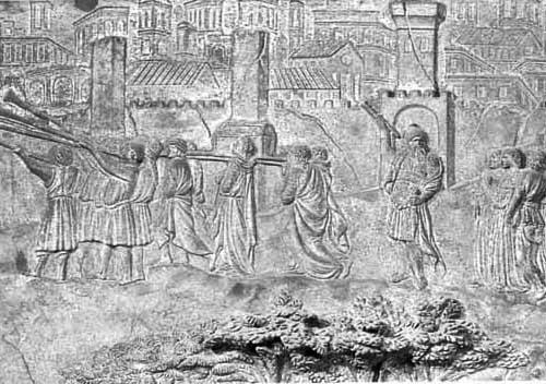 Разрушение стен Иерихона