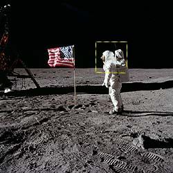 Мистификация пребывания астронавтов на Луне