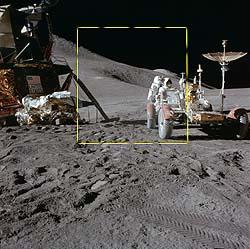 Новые исследования: Были ли американцы на Луне или нет?