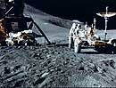 A Stereoscopic method of verifying Apollo lunar surface images