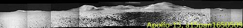 Круговая панорама Аполлон-15